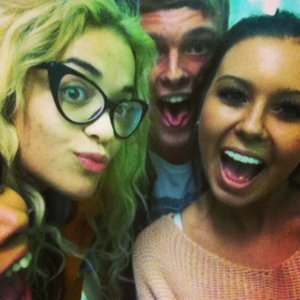 Rita Group Selfie