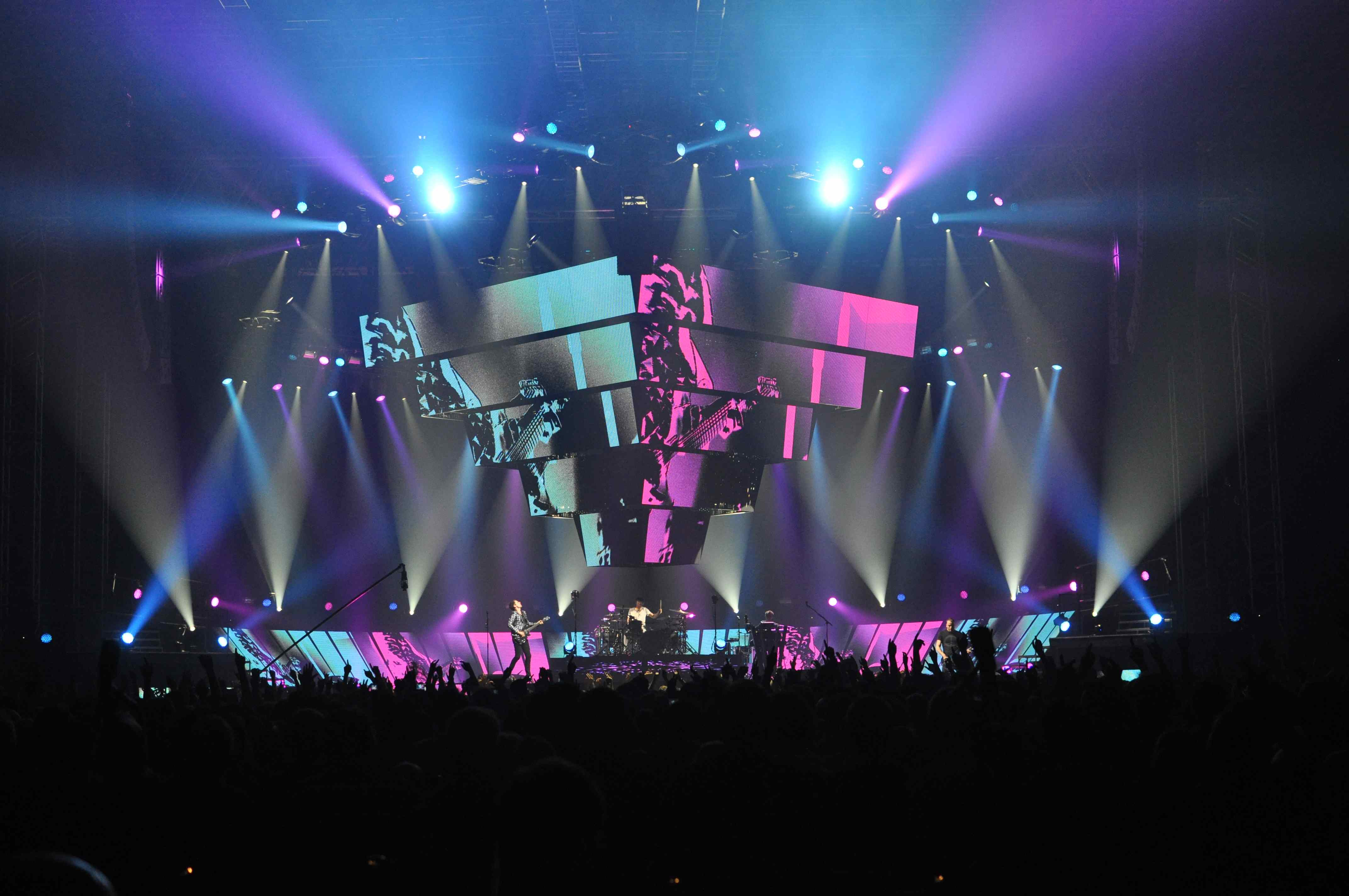 Muse tour dates in Australia