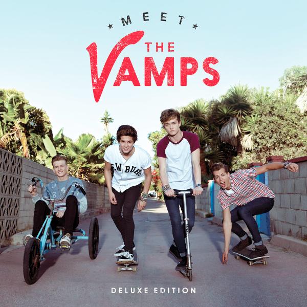 meet the vamps album amazon