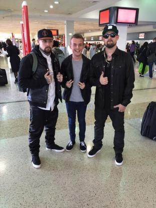 Madden Brothers Meet