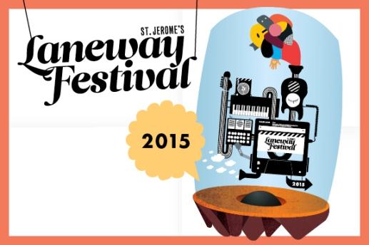 Laneway 2015