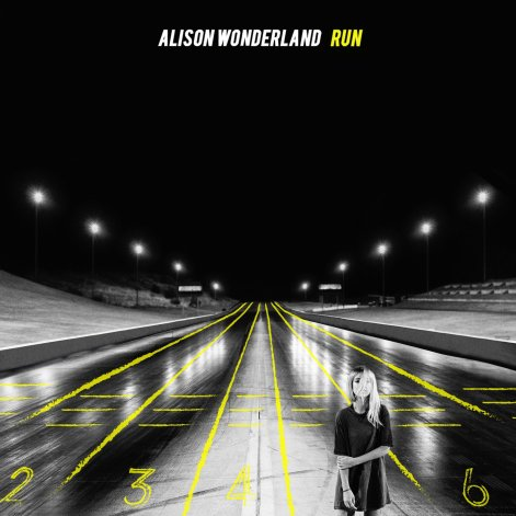 Alison Wonderland Run