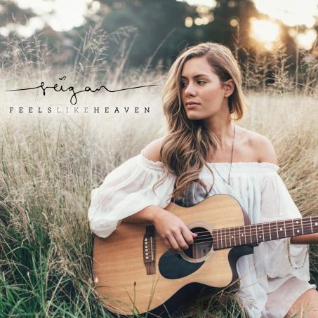 Reigan_Feels-Like-Heaven-SINGLE-COVER_