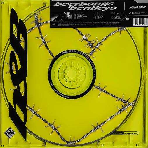 Post Malone Album Cover: ALBUM REVIEW: Post Malone