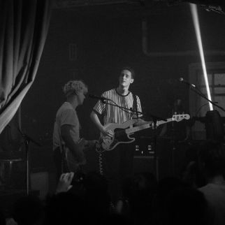 LIVE REVIEW: Last Dinosaurs – The Zoo – ThomasBleach